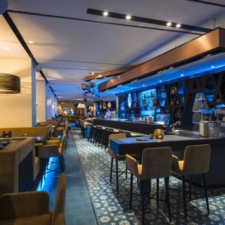 The Room Bereich Bar