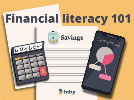 Beginner's Journey: Financial Literacy