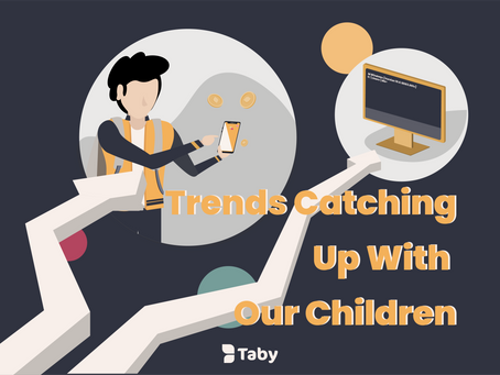 5 Trends Our Children Are Facing That Were Irrelevant In Our Times