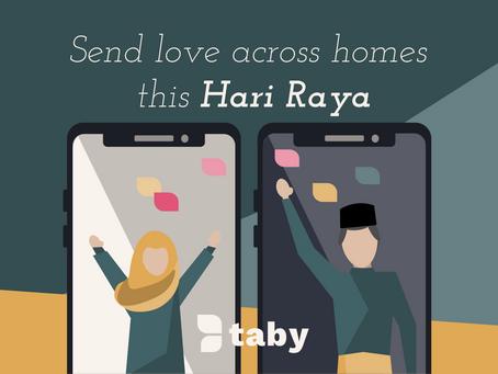 Sending love across homes during festive seasons ✨