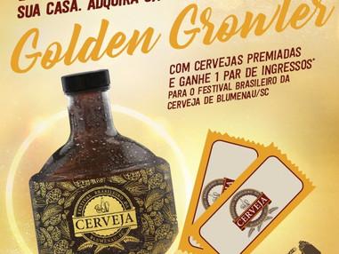 My Growler lança um novo produto durante o Festival Brasileiro da Cerveja