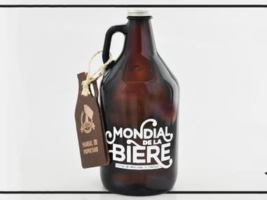 My Growler comercializa produtos no Mondial de La Bière