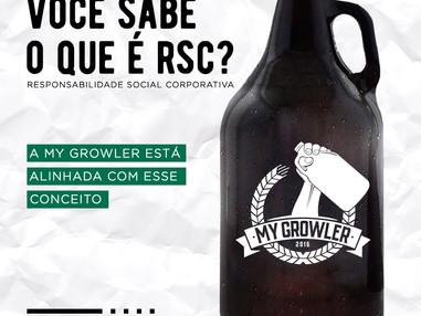 MyGrowler e a Responsabilidade Social Corporativa