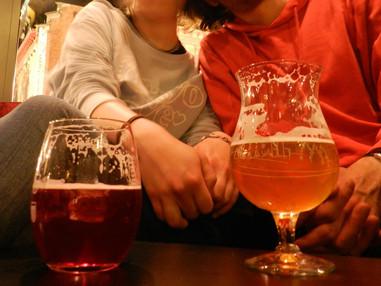 Dia dos namorados: casais que bebem juntos