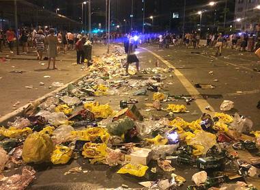 Para um Carnaval sem lixo, curta a festa com o seu growler
