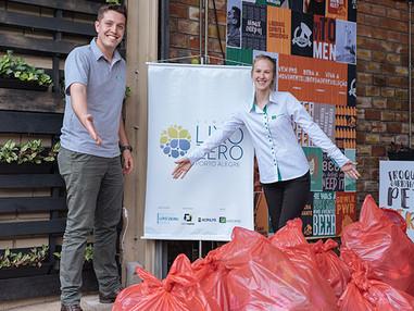 Ação #TroquePetporCerveja viraliza e arrecada meia tonelada de resíduos plásticos