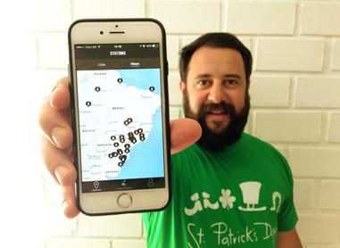 My Growler lança primeiro aplicativo que se conecta com o growler