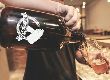 Comemore o Dia Internacional da Cerveja com seu growler cheio!