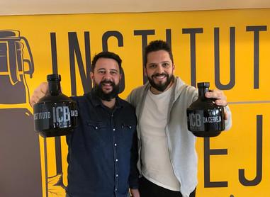 Instituto da Cerveja Brasil é nosso novo parceiro!