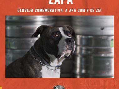 zAPA do Zé: My Growler conclui doação de ração para entidade que acolhe animais abandonados