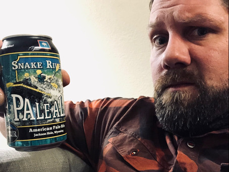 Ep. 21- Wyoming, Packrafting, and Craft Beer w/ Snake River Brewery's Luke Bauer