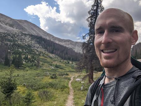 Ep. 22 - Hiking the Collegiate Loop (Colorado)