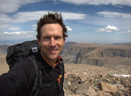 Ep. 11- Andrew Skurka & long-distance hiking