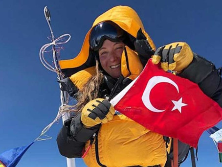 Ep. 10- Gülnur Tumbat and Climbing the World's Tallest Mountains