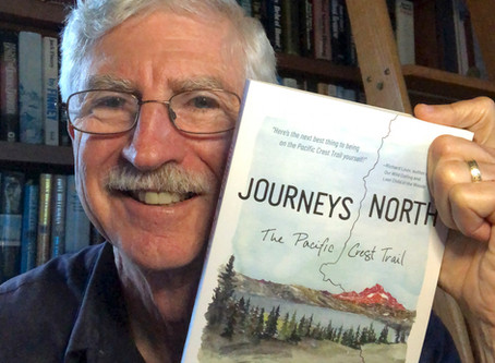 Ep. 18 - Author Barney Mann, and his new book Journey's North