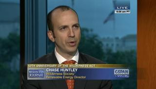 Ep. 14- Chase Huntley & the Wilderness Society
