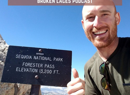 Ep. 13 - Hiking the John Muir Trail (Part 2: Thirteen days on Trail)