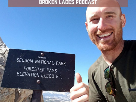 Ep. 13 - Hiking the John Muir Trail (Part 2: Thirteen days on Trail)