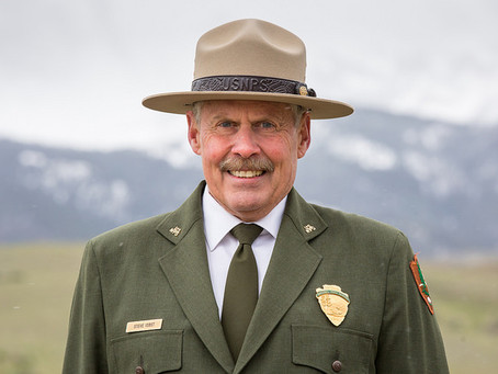 Ep. 3 - Storytelling with a former Yellowstone Deputy Superintendent