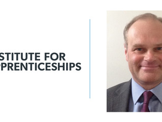 Institute of Apprenticeships Appoints New Chief Operating Officer