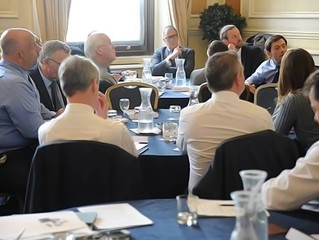 System Group and the Institute of Couriers Heads of Industry