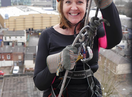 System Group's Amanda Harvey-Smalley Raises Over £1,500 for local charities