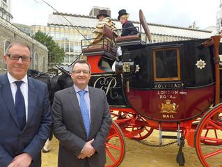 System Group Marks Postal Service Landmark With Renewed Apprenticeship Pledge