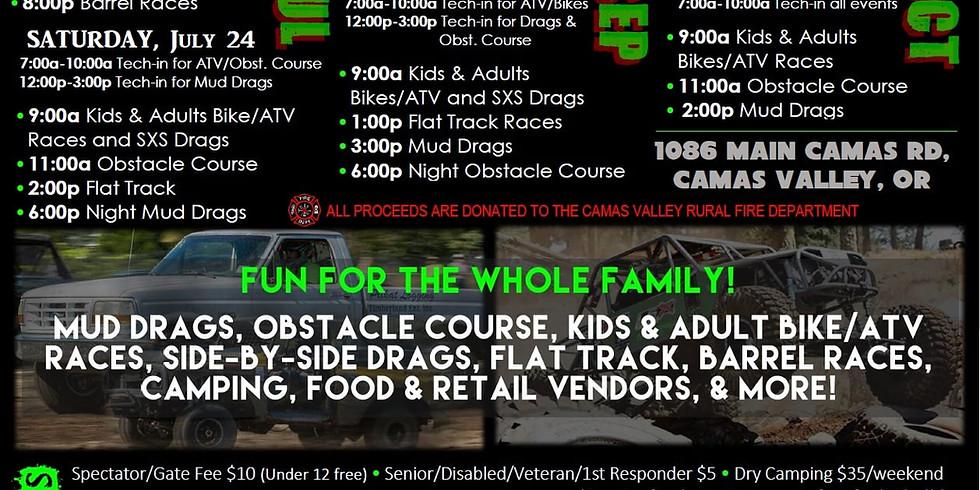 Camas Valley Fun Days 2021