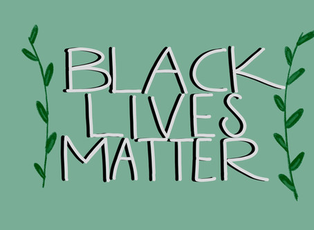In Solidarity with BLM