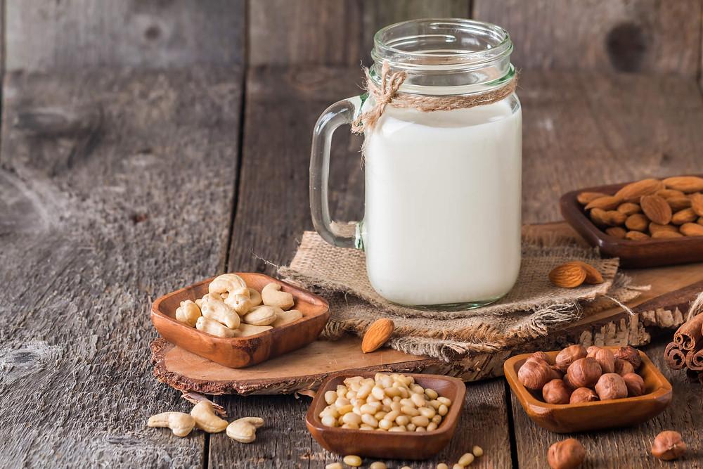 28+Greenhouse Almond Milk