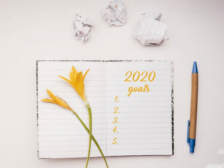 New Year, New Intentions: How to live 2020 more sustainably