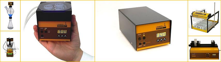 LAMBDA Instrumentos de laboratorio - Línea de equipos