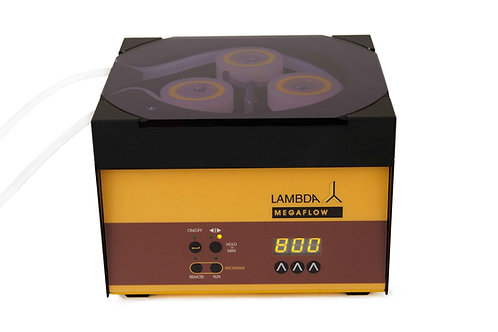 MEGAFLOW peristaltic pump, 0-60 l/hr, programmable