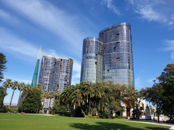 The Towers and Ritz Carlton