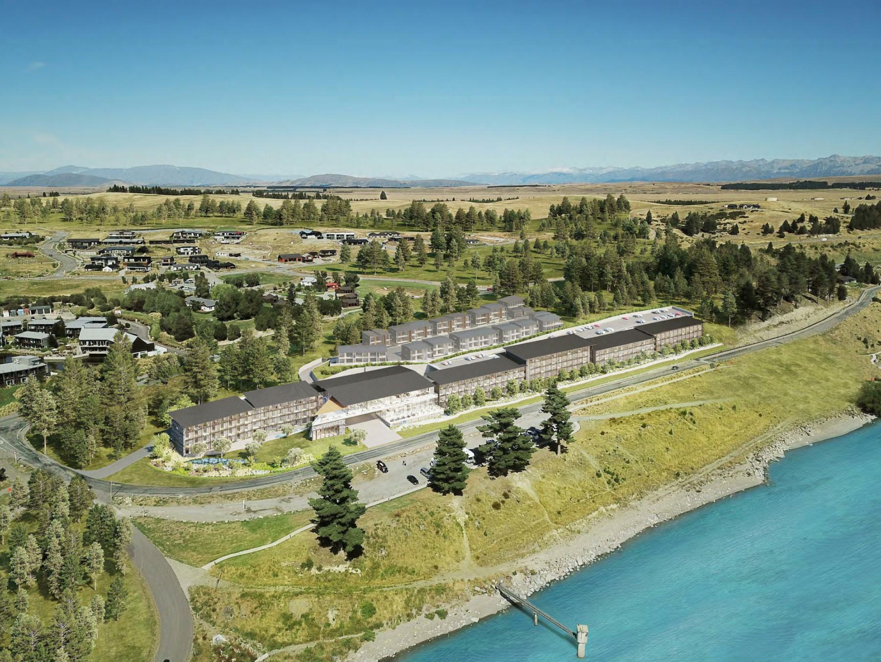 Tekapo 2 - Hotel - NZ