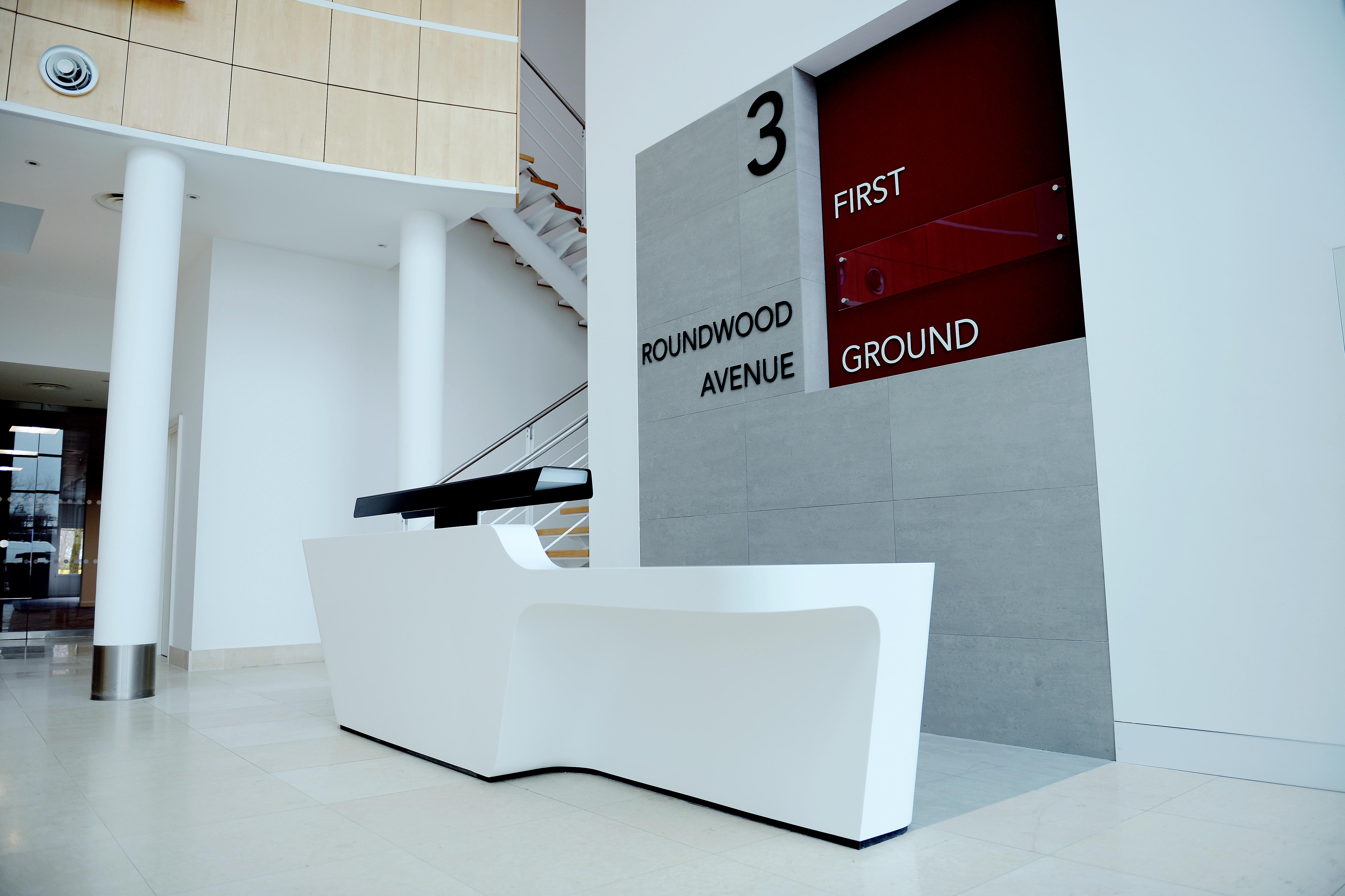 3 Roundwood Avenue