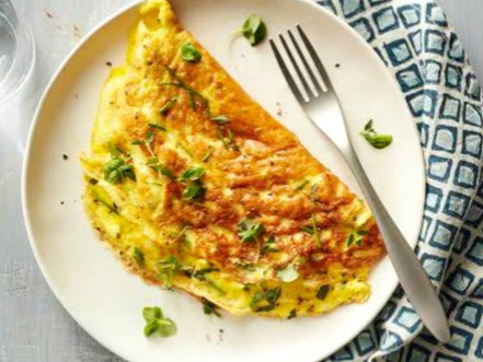 Spicy Omelette
