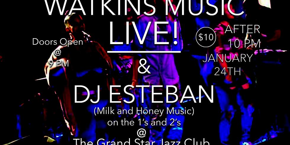 """Watkins Music """"Live"""""""