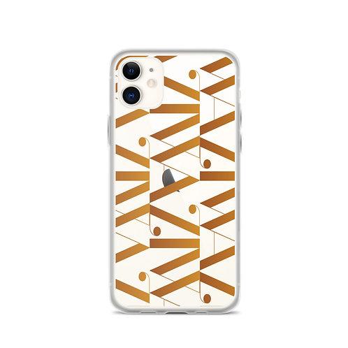 WAZI iPhone Case