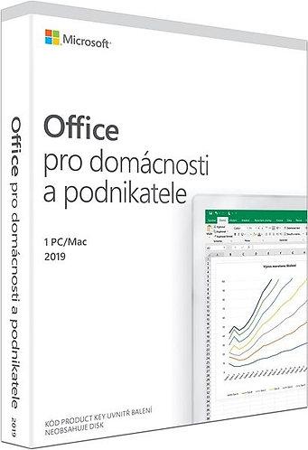 Microsoft Office 2019 pro domácnosti a podnikatele - ESD elektronická licence
