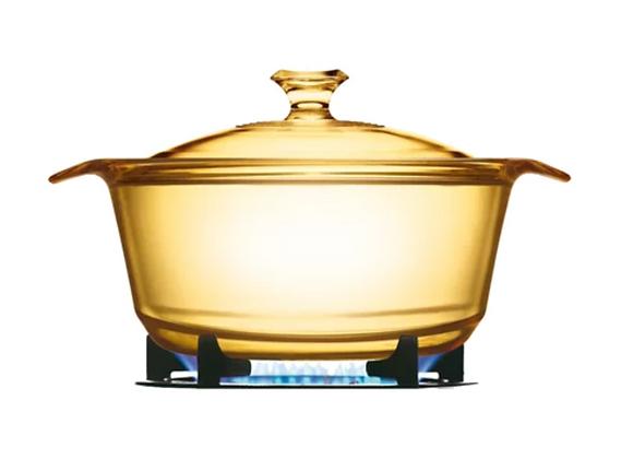 סיר זכוכית קורנינג 2.8 ליטר