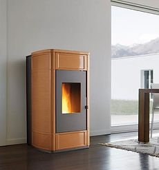Piazzetta P988Th Thermo Pellet Heater