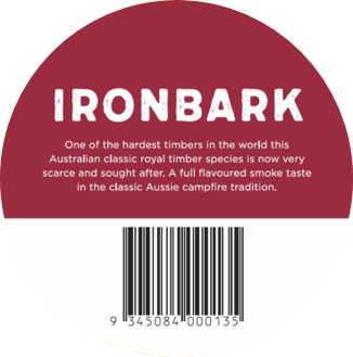 Ironbark Sticker