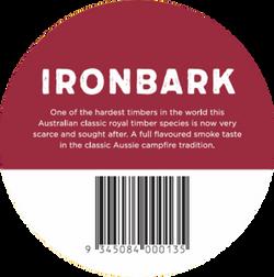 Ironbark Sticker