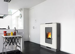Piazzetta Pellet Heater P936