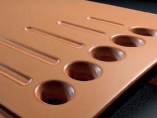 Ceramic Majolica | Pellet Heater Surrounds