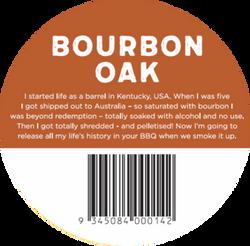 Bourbon Oak Sticker