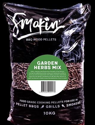 Smokin' Garden Herbs Mix BBQ Pellets
