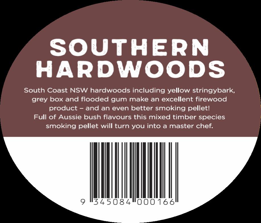 Southern Hardwoods Sticker