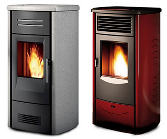 Piazzetta Pellet Heaters Australia models